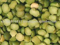 Green split peas canada Split Green Pigeon Peas split Green Tuar Dal split Green Toor Dal
