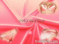 Shinny Underwear Satin Fabric
