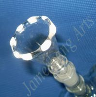 2010 Style Crown Smoking Glass