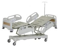 PATIENT BED WITH THREE ELECTRICAL MOTORS,