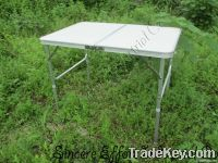Aluminum Frame Outdoor Folding Table