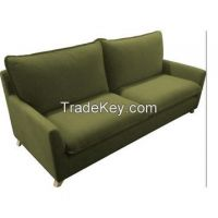 Fabric Corner Sofa Set, Various Colors Available