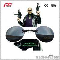 World famous classic movies Matrix sunglasses