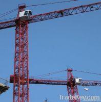Wolff 100EC tower crane