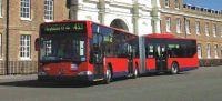 Mercedes Citaro G Articulated City Bus