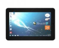 10inch tablet pc, dual OS (windows 7 and android 2.2) support 3g,