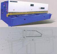 Hydraulic Beam Shearing Machine