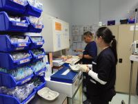 Nitrile Examination Gloves, Powder Free