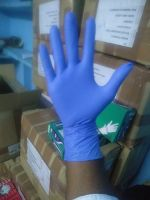 SKYMED DISPOSABLE PURE NITRILE GLOVES