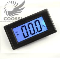 100A & Shunt 0-100A Blue LCD Panel Digital DC Current Meter [K183]