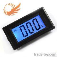 Blue LCD Digital Volt Panel Meter Voltmeter AC 500V 0-500V [K172]