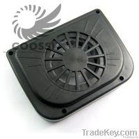 Solar Powered fan cool fan Vehicle Air Vent Car solar Fan