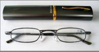 reading glasses in tube