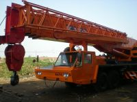 Used Japan Kato Truck Crane