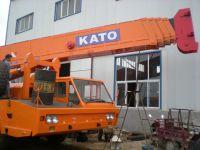 Used Japan Kato Crane