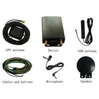 Vehicle gps tracker real time tracking software offered