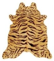Cowhide Rug Decor Printed Merco