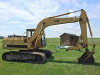 1989 Caterpillar E110B Excavator