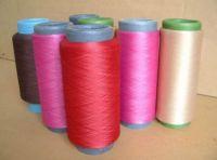 Raw or Printed Colored Nylon Yarn, Knitting or Weaving
