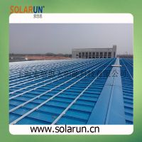 pitch roof solar mounting brackets (Solarun Solar)