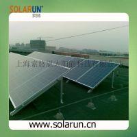 flat roof solar mounting system (Solarun Solar)