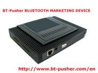 BT-Pusher PRO-BLUETOOTH MARKETING DEVICE