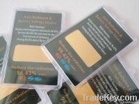 Anti radiation mobile sticker