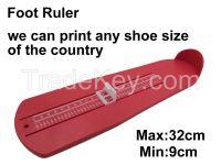 foot ruler