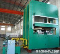 Plate vulcanizing press/rubber vulcanizing press
