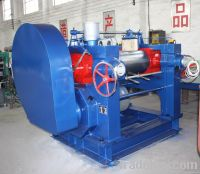 XK-400B & XK-450B Rubber mixing mill with compact structure
