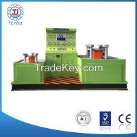 butterfly valve test bench
