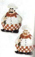 Chefs Salt And Pepper Set
