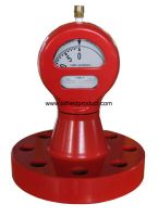 Flanged  Pressure Gauges