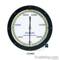 8.5 inch Hydraulic Pressure Gauges