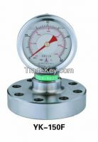 Flanged YK Mud Pressure Gauges