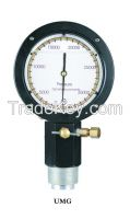 Unitized pressure gauges
