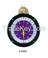 4:1 Compound Pressure Gauges