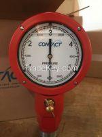 High Presure Unitized pressure gauges