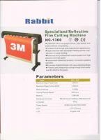 Reflective Film Cutter