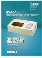 Laser Stamp Making Machine