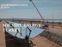 Steel Structures for Concentrated Solar Thermal Power Plants