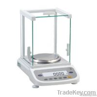 500g x 0.001g LCD display analytical balance