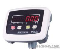 LED display weighing indicator