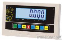 Digital weighing indicator