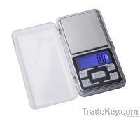 Jewellry Scale & Pocket Scale 500g/0.1g