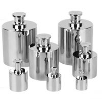 ASTM stainless steel calibration weights
