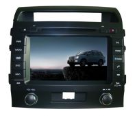 """8"""" car DVD, special for TOYOTA LAND CRUISER"""