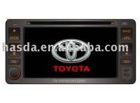 6.5 car auto gps/dvd player special for Toyota Vios