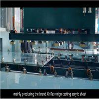 Virgin 100% High Quality Cast Acrylic Sheet Plexi Glass for Advertising display