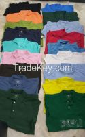 Mens polo shirt in stock